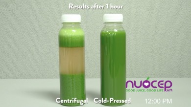 WHAT IS COLD PRESSED JUICE ?